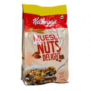 Kellogg's Extra Nut Delight Muesli 750 g