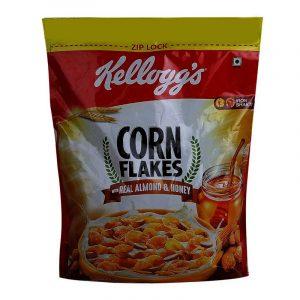 Kellogg's Corn Flakes Almond and Honey, 1 kg