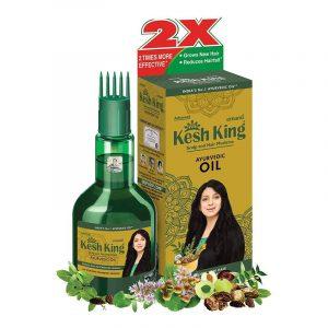Kesh King Hair Ayurvedic Oil 60 ml