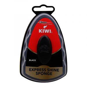 Kiwi Black Shoe Sponge Shiner 7 ml