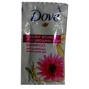 Dove Healthy Growing Hair Shampoo 16 N (5.5 ml Each)