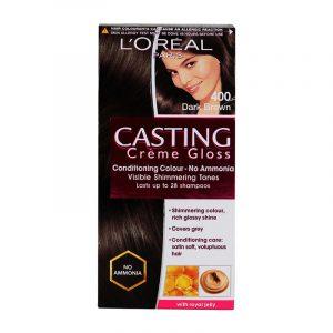 L'Oreal Paris Dark Brown Hair Colour 72 ml