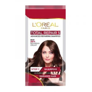 L'Oreal Paris Total Repair Hair Shampoo 16 N (7.5 ml Each)