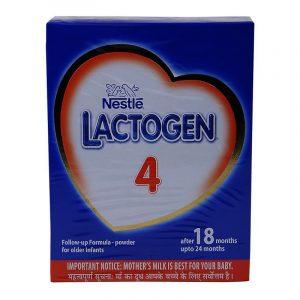 Lactogen 4 Follow Up Infant Form Baby Food 400 g