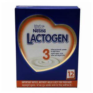 Lactogen Stage 3 Baby Milk Food 400 g
