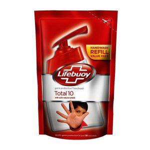 Lifebuoy Hand wash Strong Refill, 185 ml
