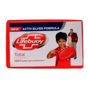 Lifebuoy Total Soap 125 g