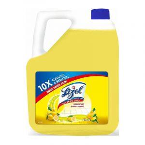 Lizol Citrus Disinfectant Floor Cleaner 5 L