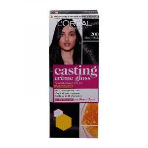 Loreal Paris Ebony Black Hair Colour 40 ml