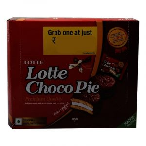 Lotte Choco Pie 18 N (Rs. 10 Each)