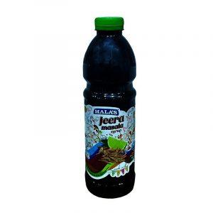 Mala's Cordial Drink Jeera, 1 L
