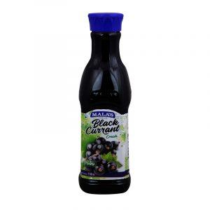 Mala's Crush Black Currant, 1 L
