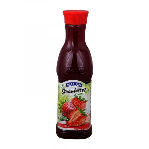 Mala's Crush Strawberry, 1 L