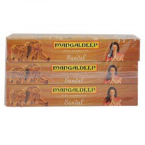 Mangaldeep Agarbatti Sandal, 12N (Rs. 10 Each)