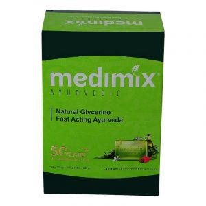 Medimix Glycerin Soap 5 N (125 g Each)