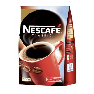 Nescafe Classic Coffee pouch, 500g