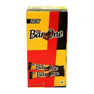Nestle Bar One Chocolate 30 N (Rs. 5 Each)