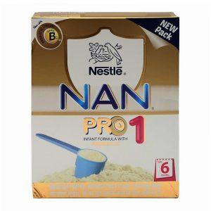 Nestle Nan Pro 1 Baby Milk Food 400 g