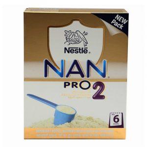 Nestle Nan Pro 2 Baby Milk Food 400 g