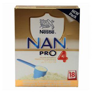 Nestle Nan Pro 4 Baby Milk Food 400 g
