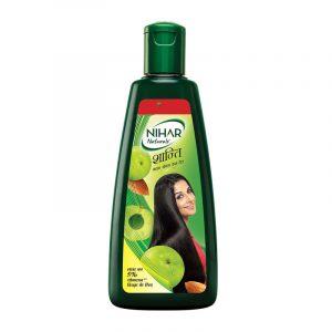 Nihar Shanti Badam Hair Oil 3 N (80 ml Each)