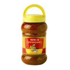 Nilon's Parampara Pickle Mixed, 1 kg