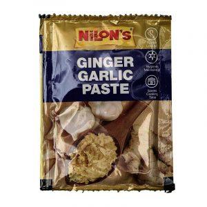 Nilon's Paste Ginger, 25 g