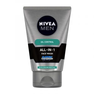 Nivea All in One Men's Face Wash 100 g