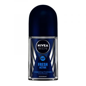 Nivea Fresh Active Roll On Deodorant 50 ml