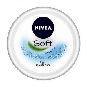 Nivea Light Moisturiser Cream With Vitamin E, 300 ml