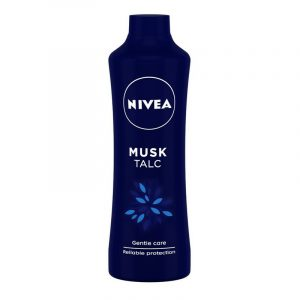 Nivea Musk Talcum Powder 400 g