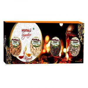 Nutraj 4Ever Nuts Gift Pack, 400 g