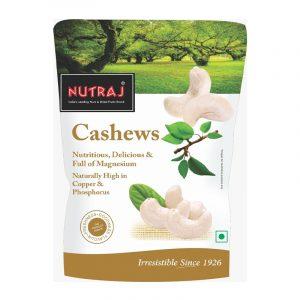 Nutraj Whole Cashew 200 g