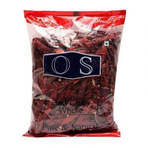 OS Chilli Whole 500 g