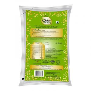 Oleev Active Oil Pouch, 1 L