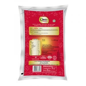 Oleev Health Oil Pouch, 1 L