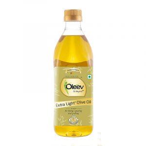 Oleev Olive Oil Extra Lite, Bottle 1 L