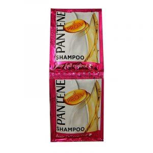 Pantene Hair Fall Control Shampoo 16 N (5 ml Each)