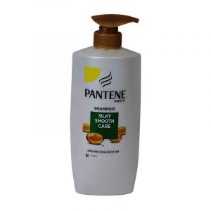 Pantene Silky Smooth Hair Shampoo 675 ml