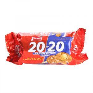 Parle 20-20 Cashew Cookies 12 N (45 g Each)