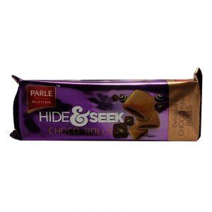 Parle Hide And Seek Choco Rolls 75 g
