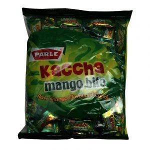 Parle Kaccha Mango Bite Candy 100 N (Rs. 0.50 Each)