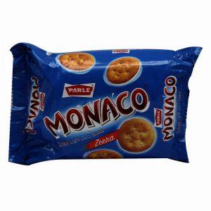Parle Monaco Salted Zeera Biscuits 75.4 g
