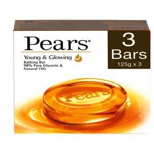 Pears Soap 3 N ( 125 g Each)