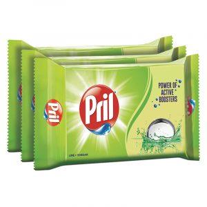 Pril Dishwash Bar 3 N (360 g)