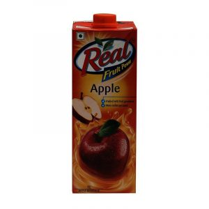 Real Active Apple Juice 1 L
