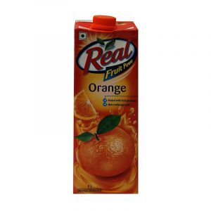 Real Orange Juice 1 L
