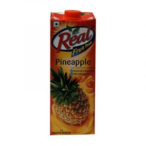 Real Pineapple Juice 1 L