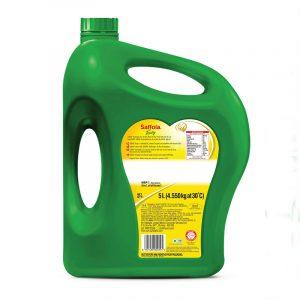 Saffola Tasty, Pro Fitness Conscious Edible Oil, Jar, 5 L