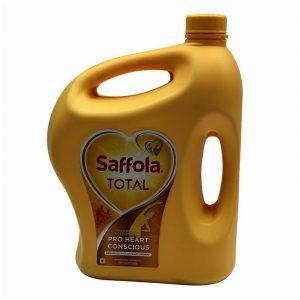 Saffola Total Oil Jar, 5 L